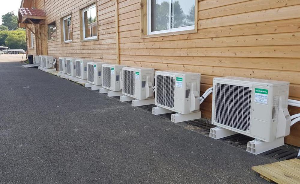 Climatisation et pompes à chaleur Mimizan