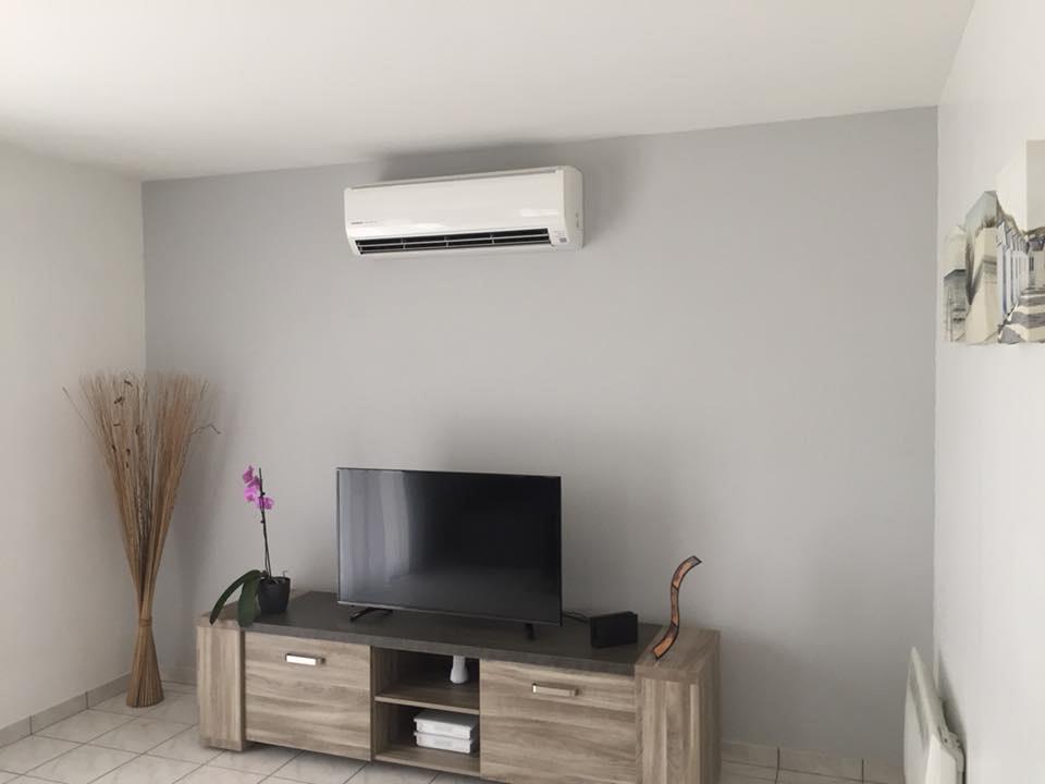 installation de climatisations Froid du Born