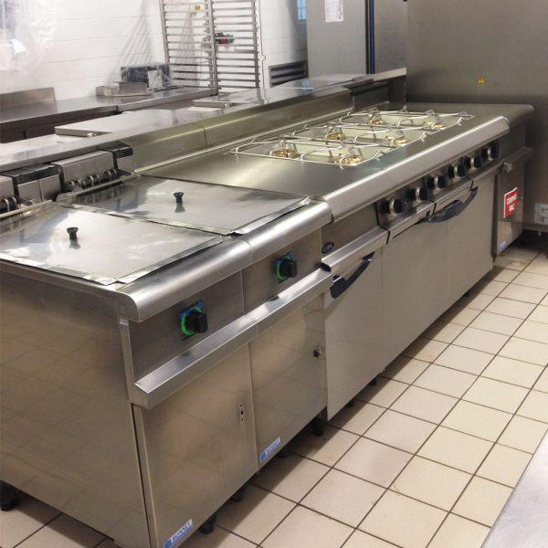 Installateur de cuisines professionnelles