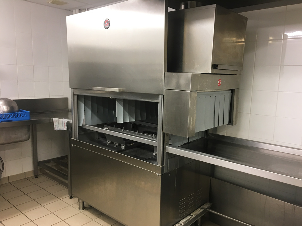 Cuisine professionnelle pour restaurant et traiteur