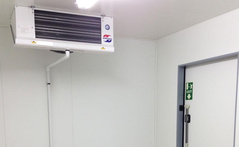Chambe frigoifique installation Froid du Born