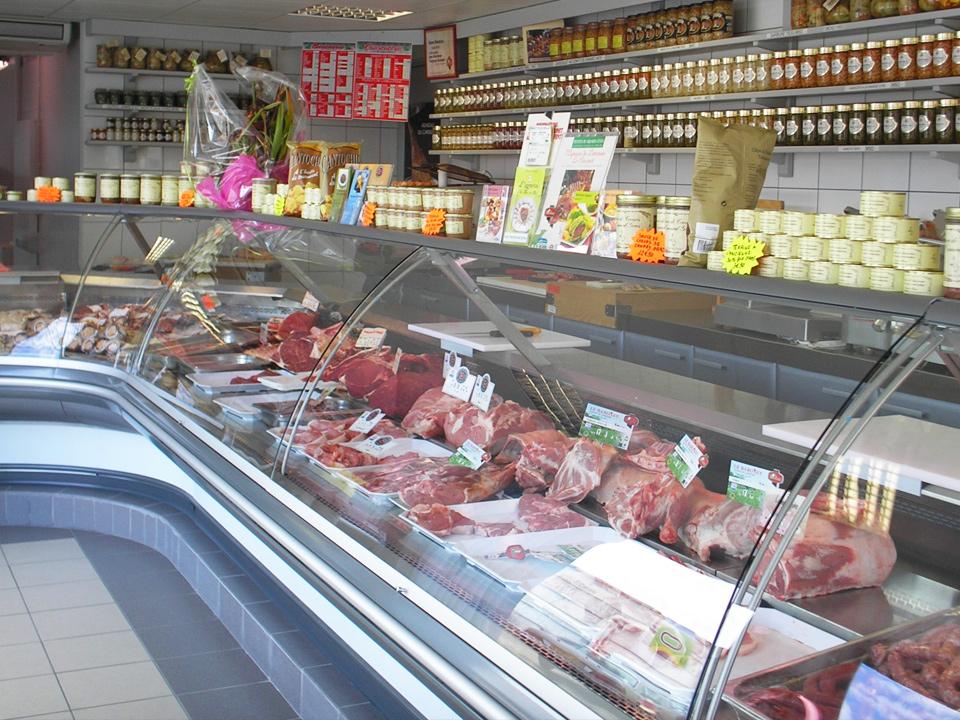 Froid commercial pour boucherie et traiteur