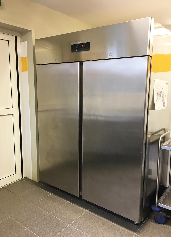 Installation frigorifique pour restaurant collectif