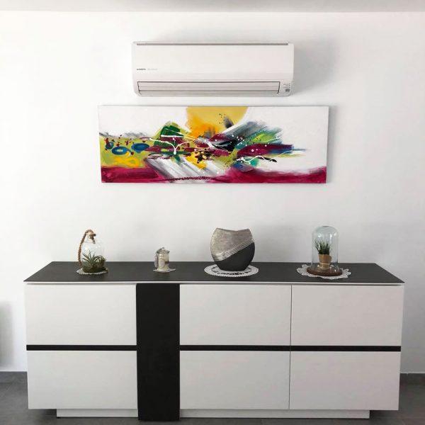 Installation de climatisation Froid du Born